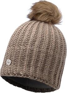 Brązowa czapka Buff