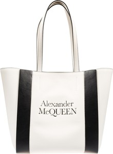 Torebka Alexander McQueen na ramię duża