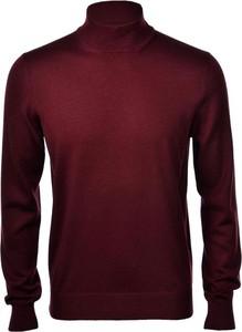 Czerwony sweter Gran Sasso