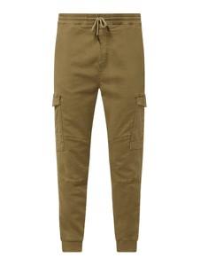 Spodnie McNeal z bawełny