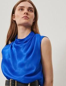 Niebieska bluzka Reserved