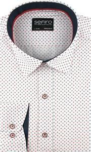 Koszula Sefiro z tkaniny w stylu casual