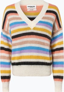Sweter Essentiel Antwerp z moheru w stylu casual