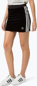 Czarna spódnica Adidas Originals mini