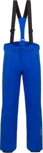 Niebieskie spodnie sportowe Descente w sportowym stylu