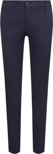 Granatowe spodnie Calvin Klein