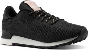 Buty sportowe Reebok-classics ze skóry z płaską podeszwą w młodzieżowym stylu