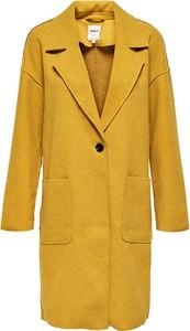 Żółty płaszcz Only