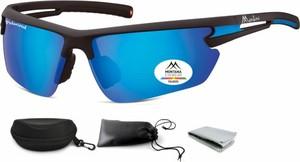 Stylion Sportowe okulary lustrzane z Polaryzacją MONTANA SP305A