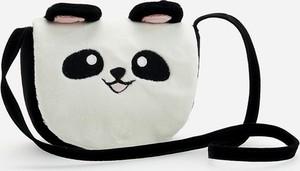 Reserved - Torebka panda - Czarny