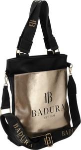 Torebka Badura matowa w stylu glamour