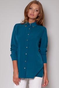 Niebieska koszula Figl