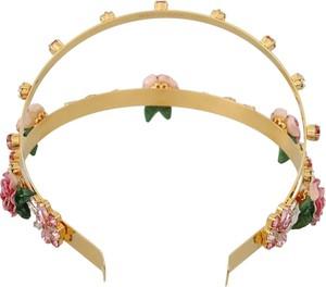 Dolce & Gabbana Kryształ Diadem pałąk