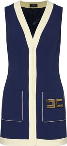 Sukienka Elisabetta Franchi mini bez rękawów