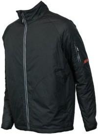 Czarna kurtka New Balance w stylu casual