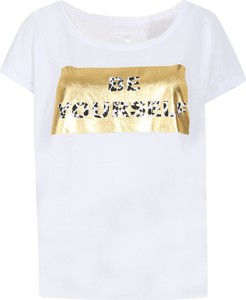 T-shirt Top Secret w stylu casual