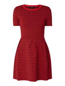 Sukienka Nikkie mini z krótkim rękawem
