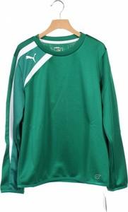 Zielona bluzka dziecięca Puma