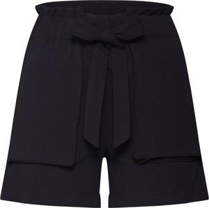 Czarne szorty JACQUELINE DE YONG w stylu klasycznym
