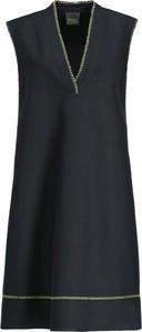 Sukienka Persona by Marina Rinaldi z dekoltem w kształcie litery v mini bez rękawów