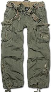 Zielone spodnie Brandit