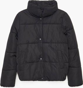 Czarna kurtka Cropp bez kaptura krótka