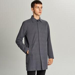 Płaszcz męski Cropp w stylu casual