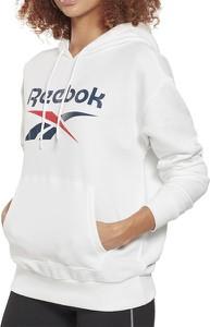 Bluza Reebok w sportowym stylu z bawełny