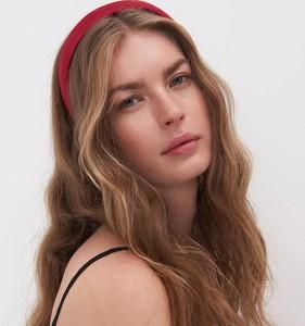 Sinsay - Opaska na włosy - Fioletowy