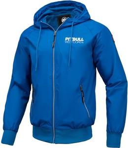Niebieska kurtka Pit Bull