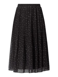 Czarna spódnica NA-KD midi