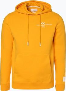 Żółta bluza Marc O'Polo DENIM w sportowym stylu