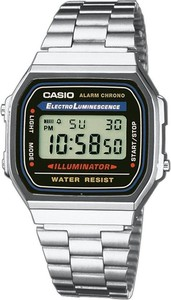 Casio WATCH UR - A168WA-1YES