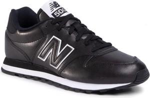 Czarne buty sportowe New Balance