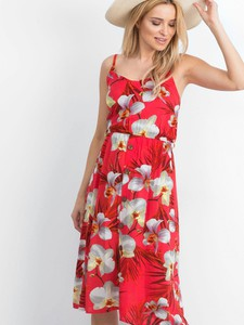 Sukienka Sheandher.pl maxi z bawełny