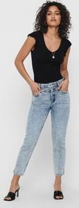 Niebieskie jeansy WARESHOP