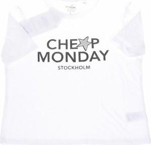 Koszulka dziecięca Cheap Monday z krótkim rękawem