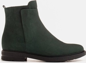 Botki Marco Shoes ze skóry