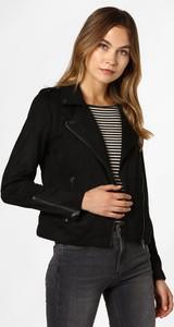 Czarna kurtka Vila w stylu casual