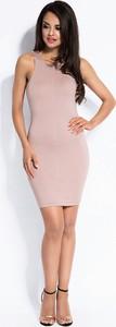 Sukienka Dursi dopasowana mini
