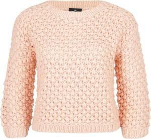 Sweter Elisabetta Franchi z wełny
