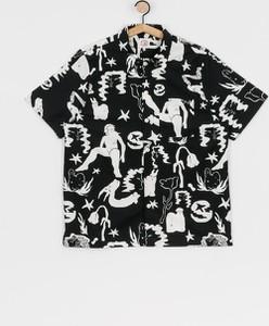 Koszula Polar Skate z krótkim rękawem z plaru