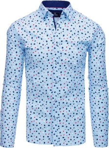 Koszula Dstreet z bawełny z długim rękawem z kołnierzykiem button down