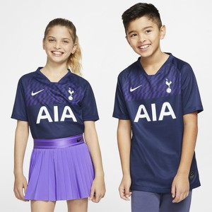 Granatowa koszulka dziecięca Nike dla chłopców