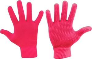 Rękawiczki Avento z dzianiny