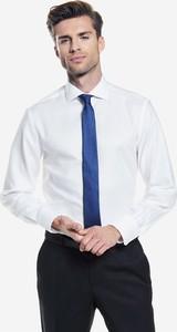 Koszula Lambert z długim rękawem z tkaniny