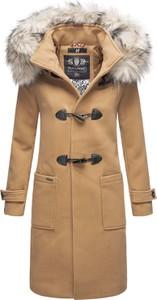 Brązowy płaszcz Navahoo