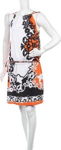 Sukienka Impronte Parah mini bez rękawów
