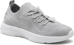 Buty sportowe Rieker sznurowane z płaską podeszwą