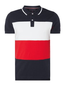7117c906a7226 Koszulki polo męskie w paski Tommy Hilfiger, kolekcja wiosna 2019